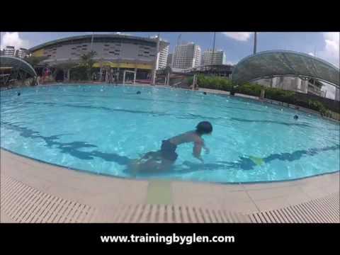 Want To Swim