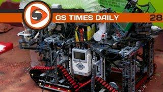 GS Times [DAILY]. Впервые в России: «Всемирная олимпиада роботов»