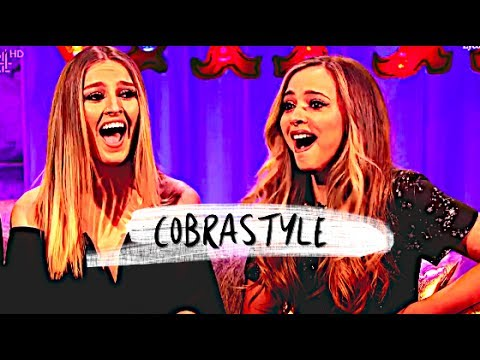 ► LITTLE MIX  Cobrastyle FUNNY MOMENTS