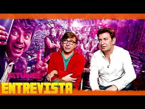 Los Del Túnel Entrevista (Pepón Montero y Arturo Valls) Español