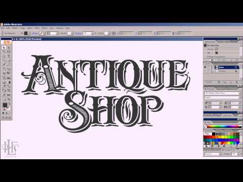 Getting creative with LHF Antique Shop