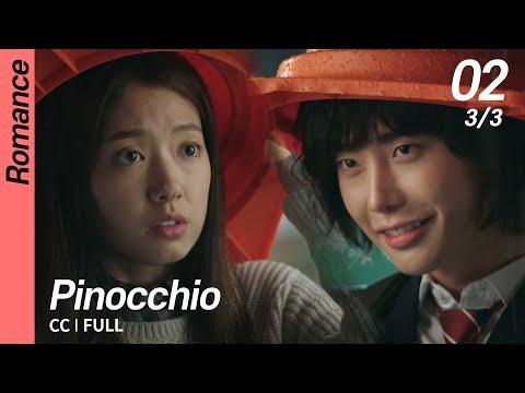 [CC/FULL] Pinocchio EP02 (3/3) | 피노키오