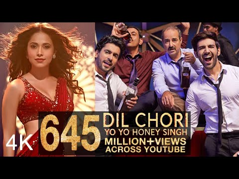 Mix - Yo Yo Honey Singh: DIL CHORI (Video) Simar Kaur, Ishers | Hans Raj Hans | Sonu Ke Titu Ki Sweety