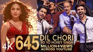 Yo Yo Honey Singh: DIL CHORI (Video) Simar Kaur, Ishers , Hans Raj Hans , Sonu Ke Titu Ki Sweety