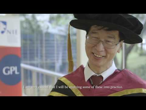Doctor of Philosophy (PhD) experience by Dr Ang Hak Seng, BBM