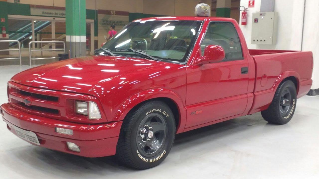 Restauracao Chevrolet Ss10 Americana 6 Cil Aut Vortec