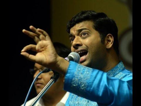 Musiri Chamber Concert March 2016 - Sriram Parthasarathy Vocal with R Raghul and KH Vineeth