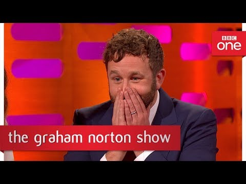 Chris O'Dowd drinks a fly  Graham Norton's Good Guest Guide: P  BBC One