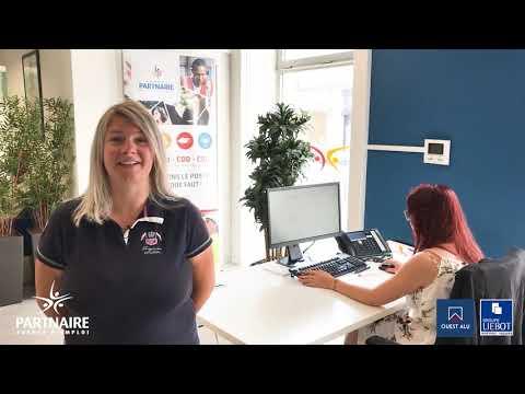 Les témoignages Partnaire - Nathalie, salariée intérimaire Partnaire en menuiserie industrielle
