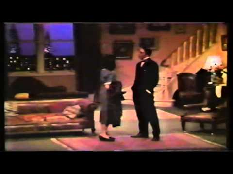 ROBERT CHUTER & FLY-ON-THE-WALL THEATRE - STAGE DOOR (ARCHIVAL FOOTAGE, ST. MARTIN'S THEATRE 1993)