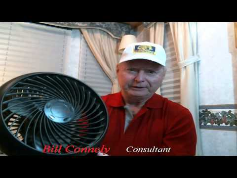 How to clean fan blades - on Fans Heaters Furnaces AC Units