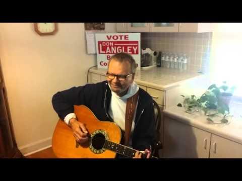 Vote Don Langley for City Commissioner