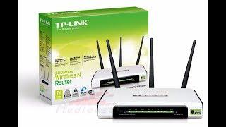 Como Configurar o WiFi do Roteador TP Link TL WR941ND