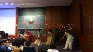 Indian Dance - Diwali Celebration Göttingen 2012