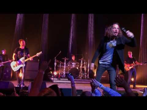 Temple Of The Dog - 11.21.2016 - Paramount Theater - Seattle, Wa - 30 Min (3rd Row!)
