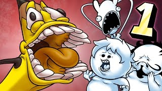 Oney Plays Wild Woody WITH FRIENDS - EP 1 - Lead Head
