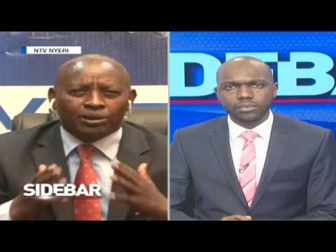 SIDEBAR: New Nyeri Governor Mutahi Kahiga's opens up