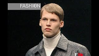 PRADA Fall 2000/2001 Menswear - Fashion Channel
