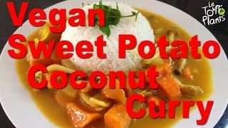 Vegan Sweet Potato Coconut Curry (oil Free) Low Fat | Rawtill4