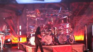 Enigma Machine (With drum solo by Mike Mangini) - Dream Theater live in Katowice 2014