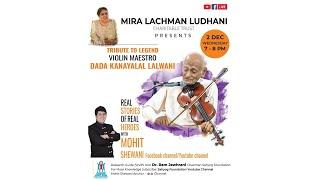 Episode 13 - Legend Violin Maestro Dada Kanayalal Lalwani