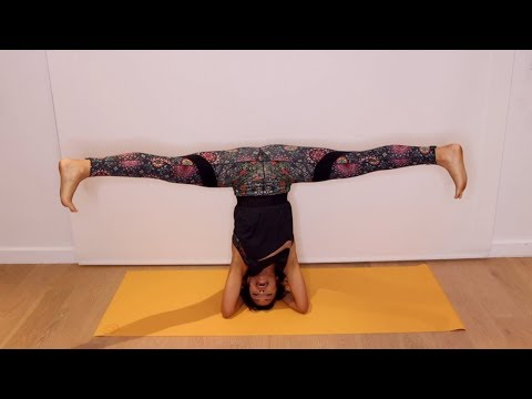 Thumbnail: I DID IT AGAIN. YOGA WITH LIZA!!