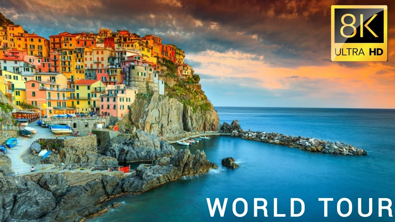 Download Ultimate Journey Around the World In 8K HDR