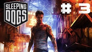 Sleeping Dogs - Gameplay Walkthrough - Part 3 - Arrested Again (video Game)