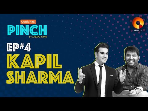 Kapil Sharma | Quick Heal Pinch by Arbaaz Khan | QuPlayTV Mp3