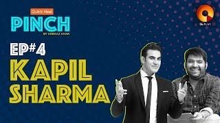 Kapil Sharma | Quick Heal Pinch by Arbaaz Khan | QuPlayTV