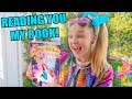 READING YOU MY BOOK! - JoJo and BowBow: Take The Stage!