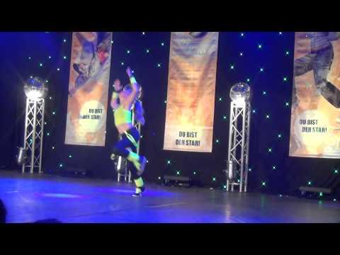 Romy Diemeer EK Dance4Fans 2014