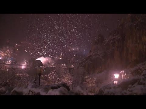 استمرار موجة البرد وتساقط الثلوج في المغرب  - نشر قبل 5 ساعة