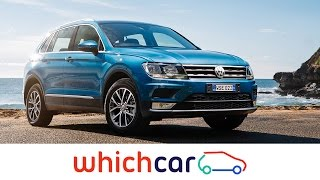 2017 Volkswagen Tiguan: 7 Things You Didn't Know | New Car Reviews | WhichCar
