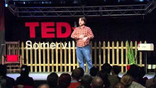 TEDxSomerville - SchuylerTowne - Locks are Beautiful