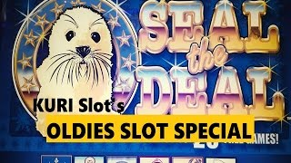★BIG WIN★ KURI Slot's Oldies Slot Special (Aristocrat)★☆4 of Slot machines☆$1.25~2.50 Bet