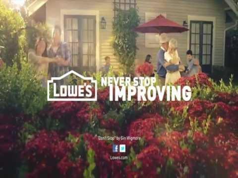 Lowe's Commercial - Audio Remix