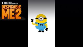 Despicable Me 2 - How to Draw a Minion - Illumination