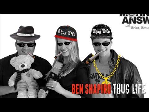 The Morning Answer Reacts to Ben Shapiro Thug Life