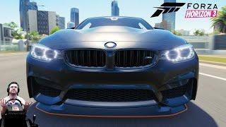ЧТО ВЫ С НЕЙ СОТВОРИЛИ НЕЛЮДИ-ИГРОДЕЛЫ???!!!! НЕ ЕДЕТ!!!!! BMW M4 GTS Forza Horizon 3
