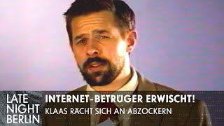 Internet-Betrüger erwischt! Klaas rächt sich an Computer-Abzockern | Late Night Berlin | ProSieben