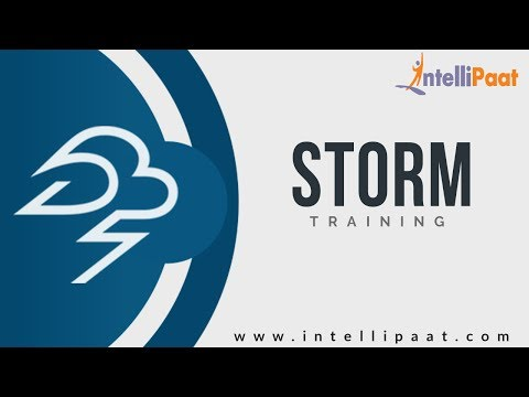 Storm Tutorial Videos | Storm Online Videos | Storm Videos | Intellipaat