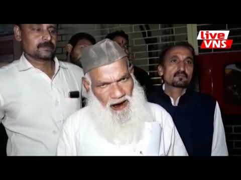 Varanasi : चाहरदीवारी गिराने पर तनाव, चौक थाने में घंटो चली पंचायत, DM ने मनाया