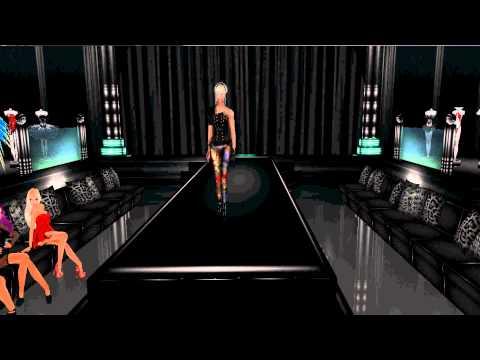 IMVU's Next Top Model Cycle 5 FINALE Part 1 (The Runway)