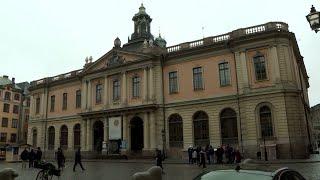 Sju Nobelpristagare avslöjade av kulturprofilen - Nyheterna (TV4)