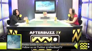 "Pretty Little Liars  After Show  Season 3 Episode 14 ""She's Better Now"" 