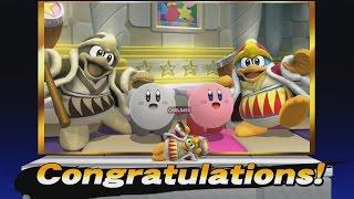 Super Smash Bros. for Wii U: Classic Mode Intensity 9.0 (King Dedede)