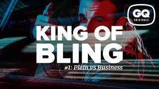 Philipp Plein vs. Business  |  KING OF BLING #1  | GQ Originals