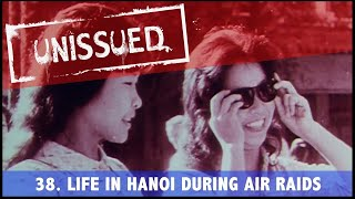 Air Raids During Vietnam War - Life in Hanoi (1969) - Unissued Nº38