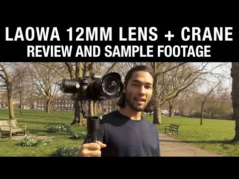 Does anyone need a 12mm FF lens for video? [Laowa 12mm + Zhiyun Crane]